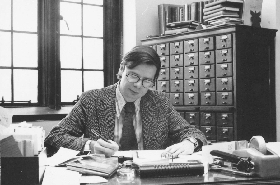 The Reverend Dr. Neil Wayne Gerdes